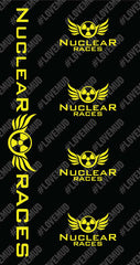Nuclear Races Neck Tube