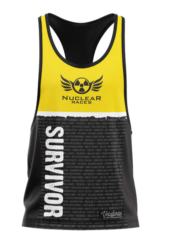 Ladies Nuclear Races 2020 Survivor Vest HALF PRICE