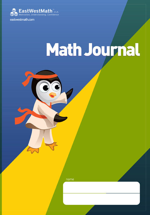 Grade 1 Math Journal & Workbook