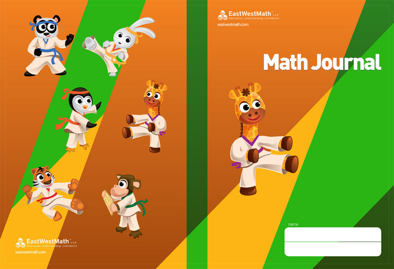 Grade 4 Math Journal & Workbook