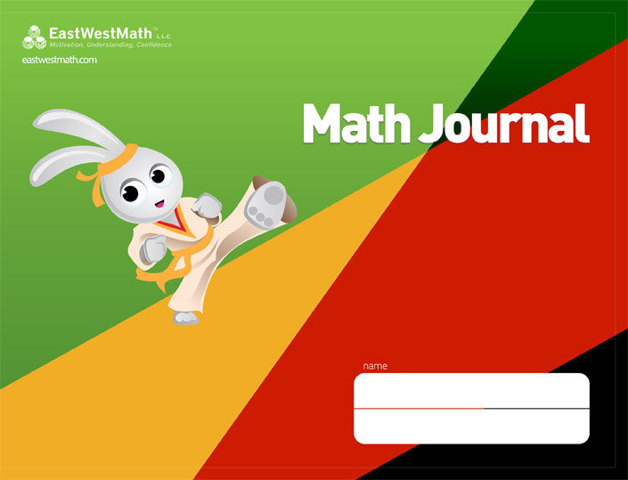 Math Journal & Workbook for Kindergarten