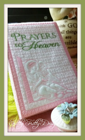 Prayers To Heaven Notepad