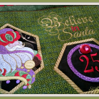 Count Down to Santa 7x12