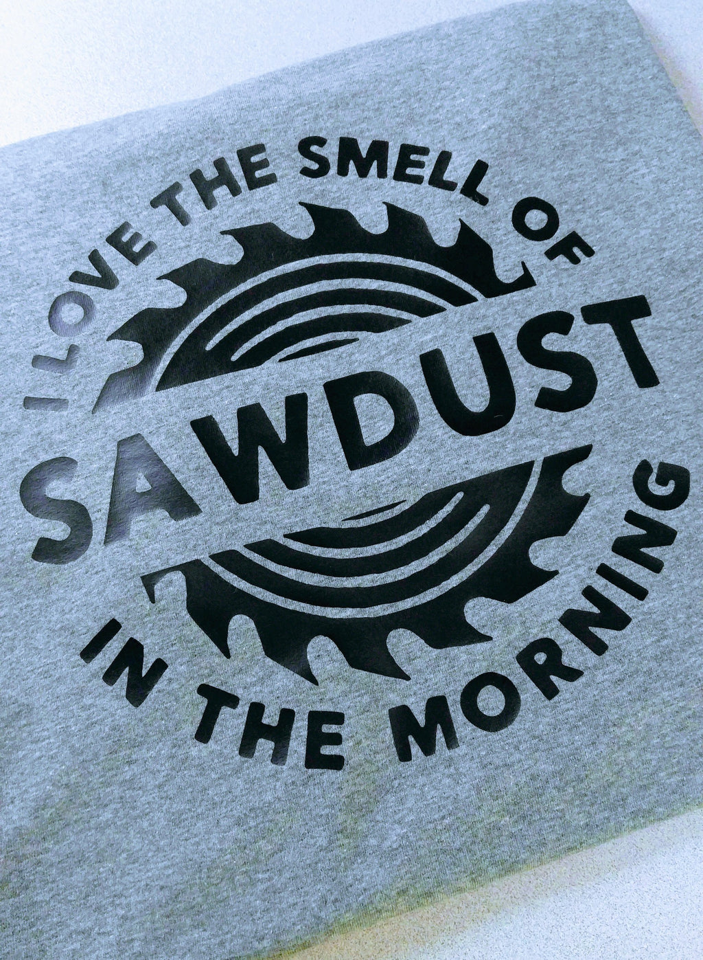 Sawdust In The Morning - SVG