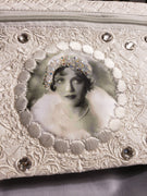Bridal 1920's Zipper Pouch