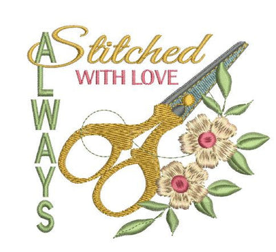 Always Stitched 4x4
