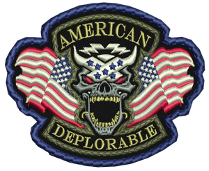 American Deplorable Patch
