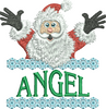 Surprise Santa Name - Angel