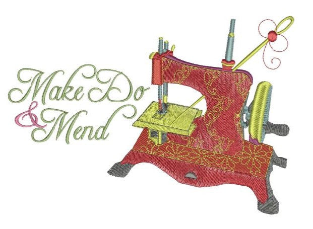 Make Do & Mend