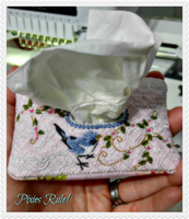 It Is Spring Tissue Holder