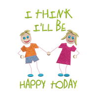 Be Happy Today - Children