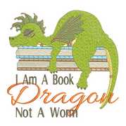 Book Dragon 8x8
