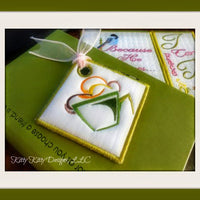 Coffee or Tea Gift Card Holder