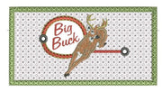 Big Buck Checkbook Cover 5x7