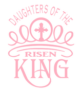 Daughters Of The Risen King - SVG