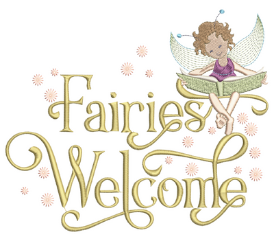 Fairies Welcome