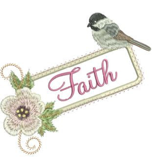 Faith Card