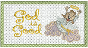 God Is Good Checkbook Cover 5x7