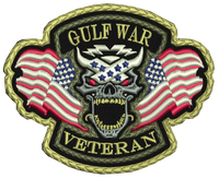 Gulf War Veteran Patch