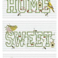 Home Sweet Home 6x10 Wall Hanging