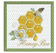Honeybee Coaster Square