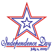 Independence Day 2019 7x11