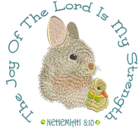 The Joy Of The Lord - Easter 5x7