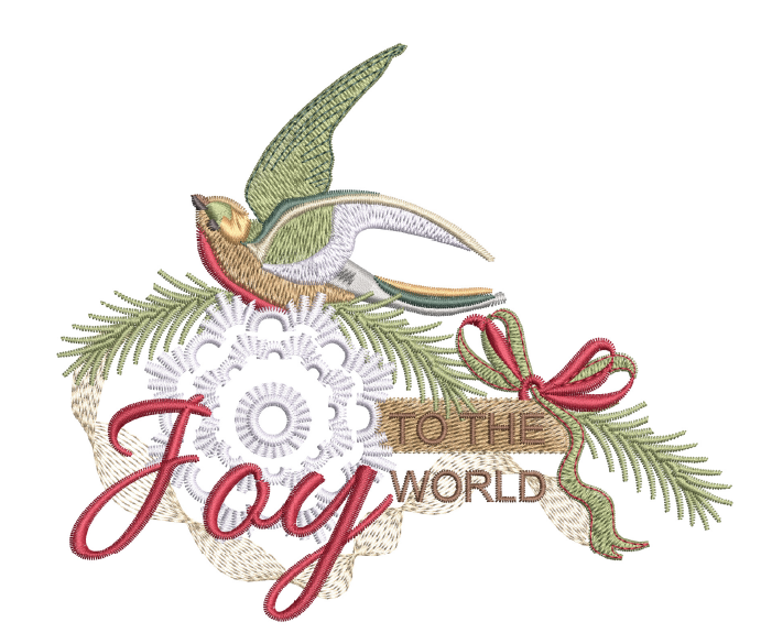 Joy To The World 2016 - 5x7 | Pixies Rule