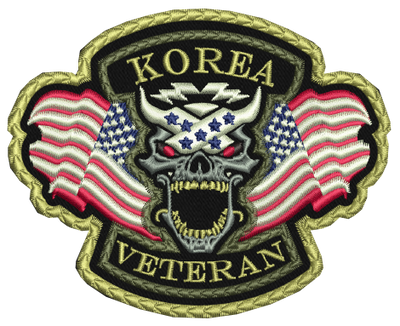 Korea Veteran Patch