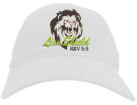 Lion Shield Ball Cap