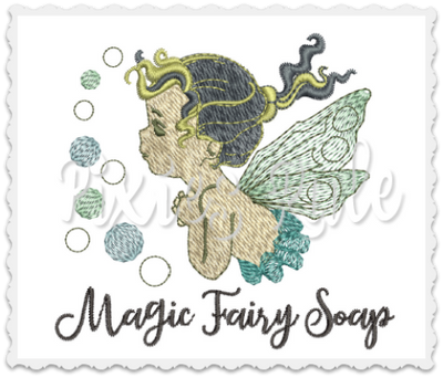 Magic Fairy Soap Pouch