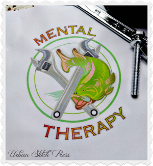Mental Therapy Lens Cleaner Cloth