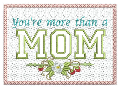Mother's Day 2016 Greeting Card