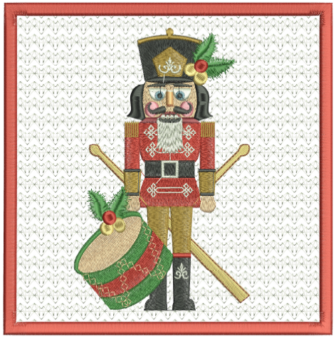 Nutcracker Joy Mug Mat