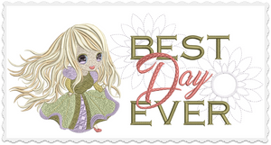 Rapunzel - Best Day Ever 5X7