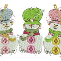 Roly Poly Snopals