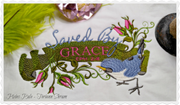 Saved By Grace 8X8