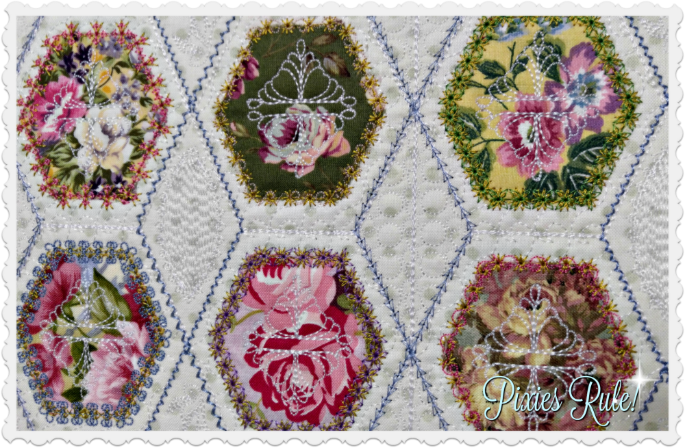 Secret Garden Large Hoop Multiples 180x300