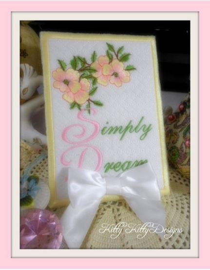Simply Dream Notepad