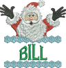 Surprise Santa Name - Bill