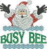 Surprise Santa Name - Busy Bee