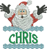 Surprise Santa Name - Chris