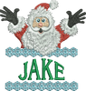 Surprise Santa Name - Jake