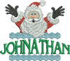 Surprise Santa Name - Johnathan