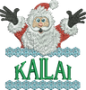 Surprise Santa Name - Kailai