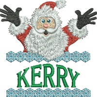 Surprise Santa Name - Kerry