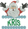 Surprise Santa Name - Kris
