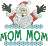 Surprise Santa Name - Mom Mom