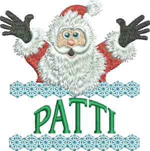 Surprise Santa Name - Patti