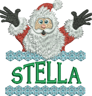 Surprise Santa Name - Stella